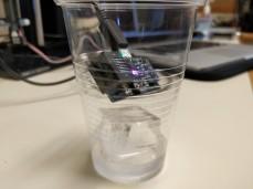 Testing new IBL hardware