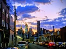 Beautiful NYC skies